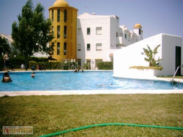 Apartamento en alquiler en urbanización Apartclub la Barrosa, El Lugar en Chiclana de la Frontera - 119992314