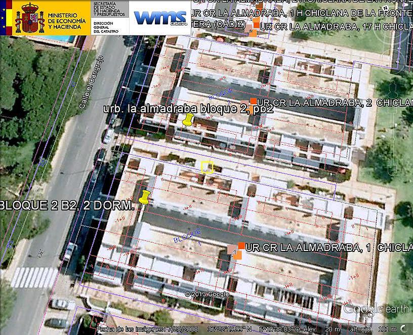 Apartamento en alquiler en calle Caracolillo, La Barrosa en Chiclana de la Frontera - 130044526
