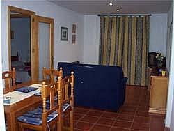 Salón - Apartamento en alquiler en urbanización Aldea del Coto, La Barrosa en Chiclana de la Frontera - 171573123