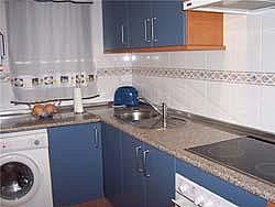 Cocina - Apartamento en alquiler en urbanización Aldea del Coto, La Barrosa en Chiclana de la Frontera - 171573126