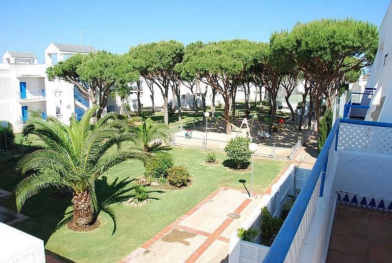 Vistas - Apartamento en alquiler en urbanización Almadraba, El Lugar en Chiclana de la Frontera - 171574595