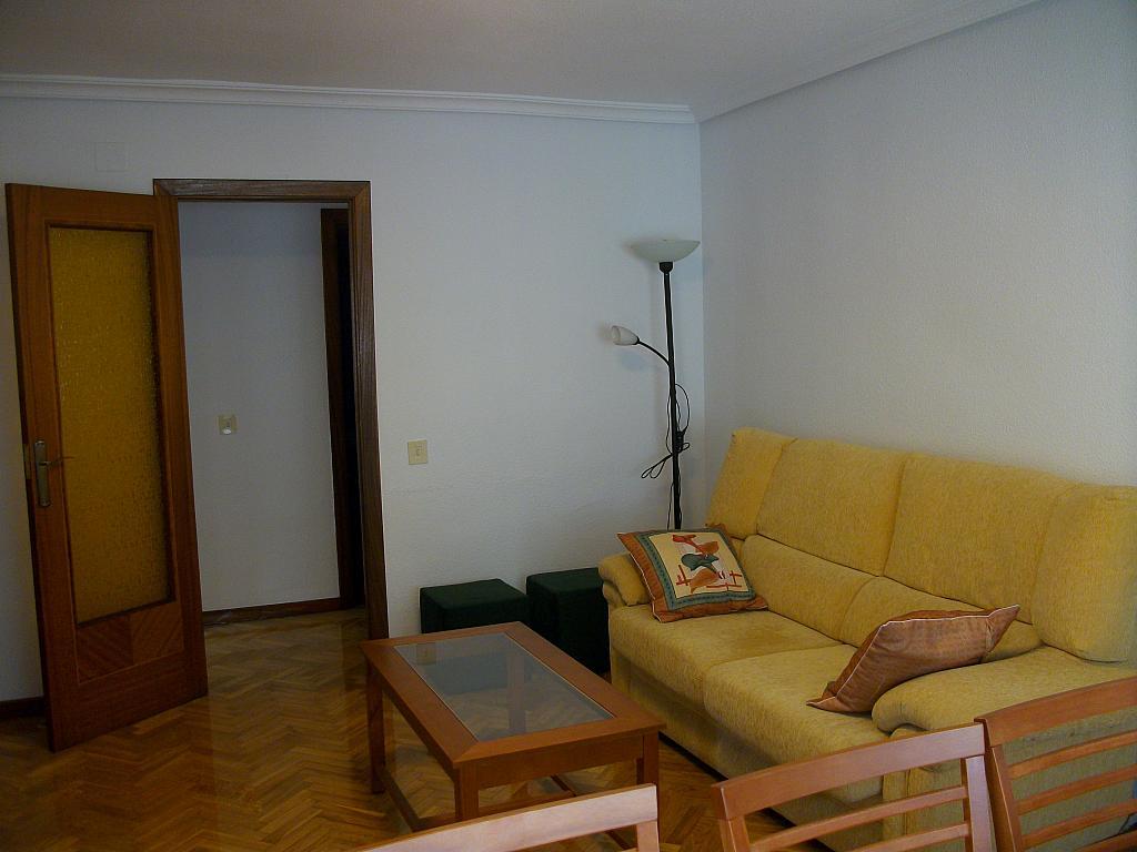 Piso en alquiler en paseo Canalejas, Centro en Salamanca - 261503496