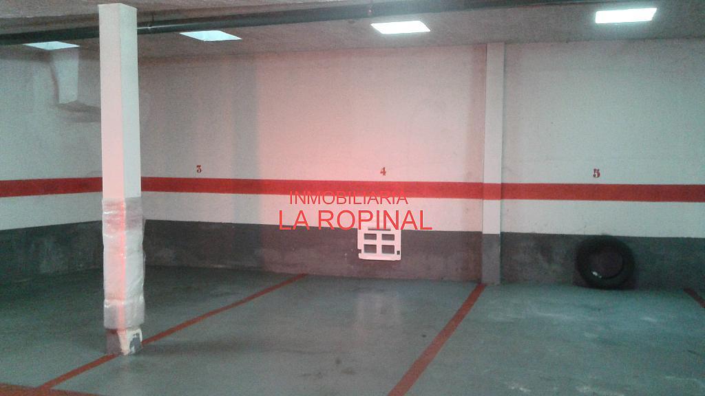 Parking en alquiler en calle Serranos, Centro en Salamanca - 283175164