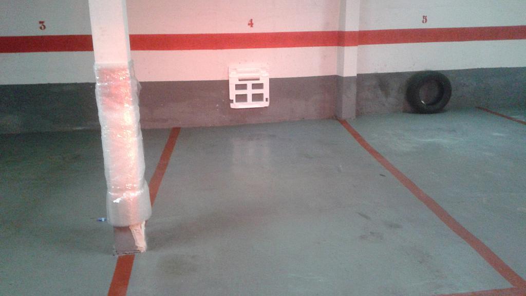 Parking en alquiler en calle Serranos, Centro en Salamanca - 283175167