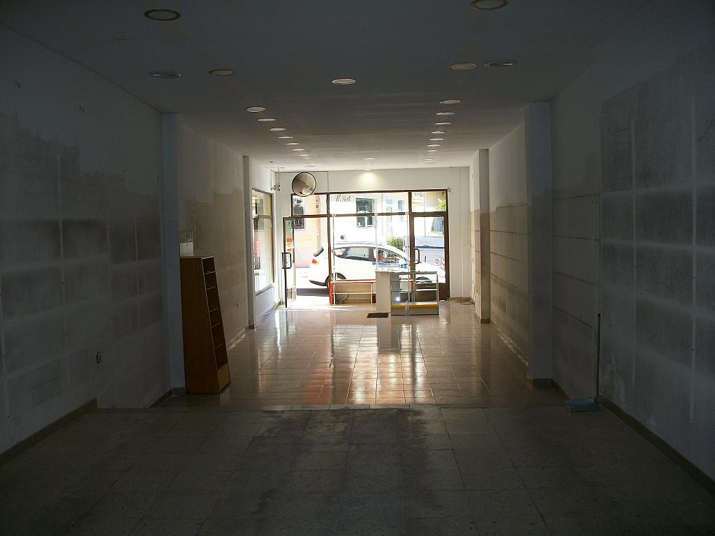 Local comercial en alquiler en calle Camino de Las Aguas, Delicias en Salamanca - 284819232