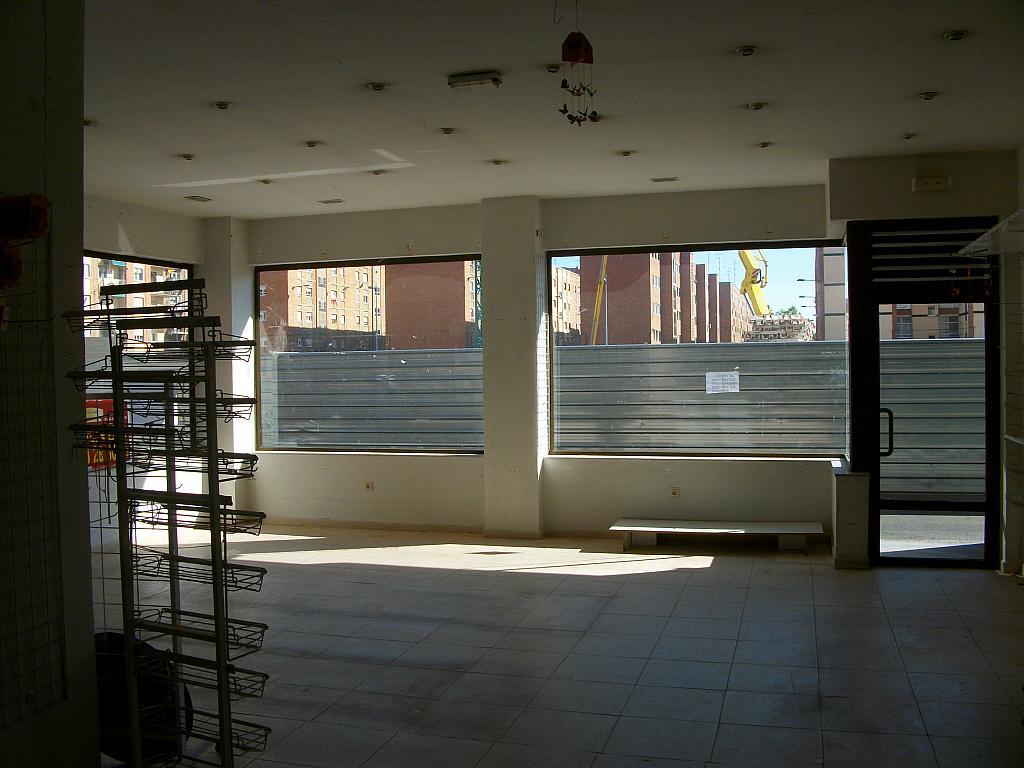 Local comercial en alquiler en calle Isaac Peral, Garrido-Sur en Salamanca - 201931989