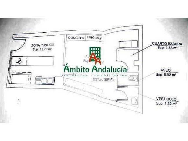 Local comercial en alquiler en Beiro en Granada - 183204045