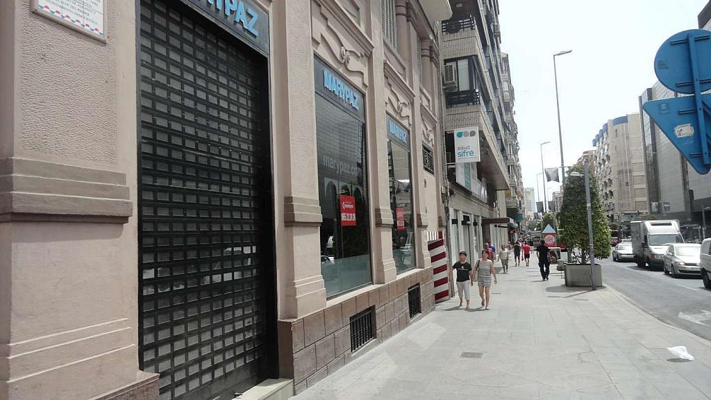 Calle - Local en alquiler en Centro en Alicante/Alacant - 296527010