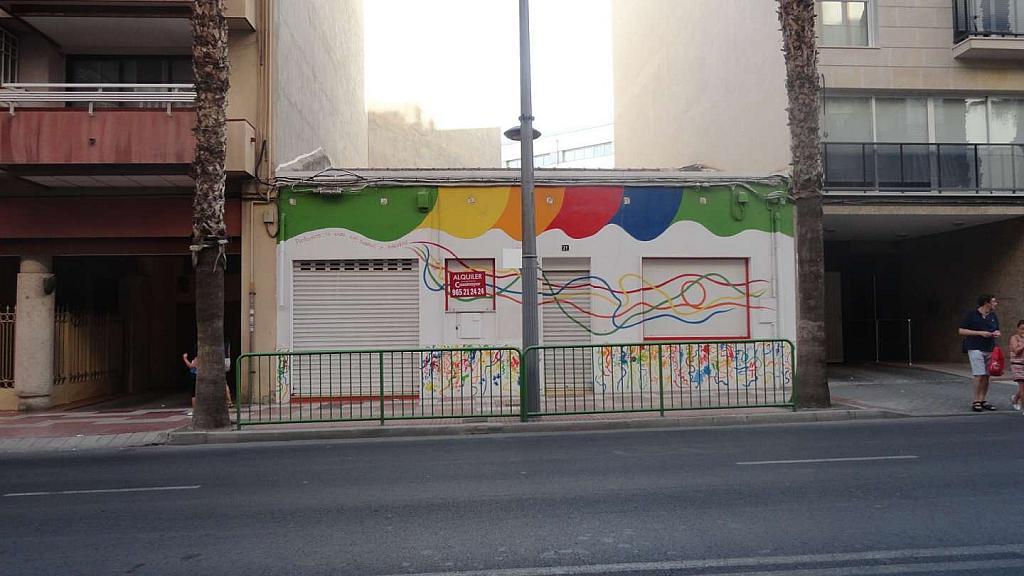 Exterior - Local en alquiler en San Vicente del Raspeig/Sant Vicent del Raspeig - 298482910