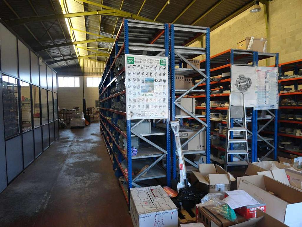 Detalle - Nave en alquiler en Alicante/Alacant - 322427910