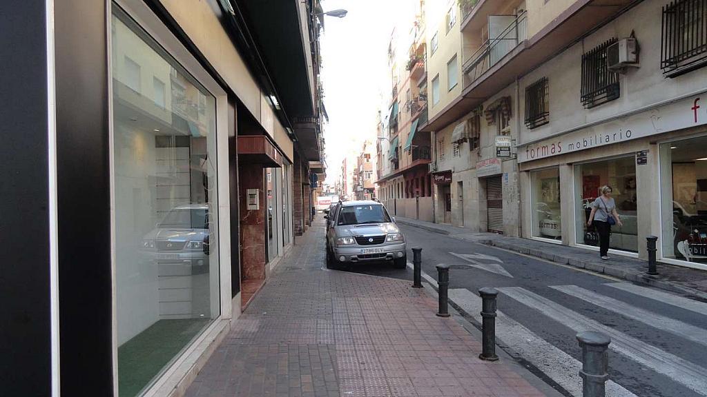 Calle - Local en alquiler en Alicante/Alacant - 327105622