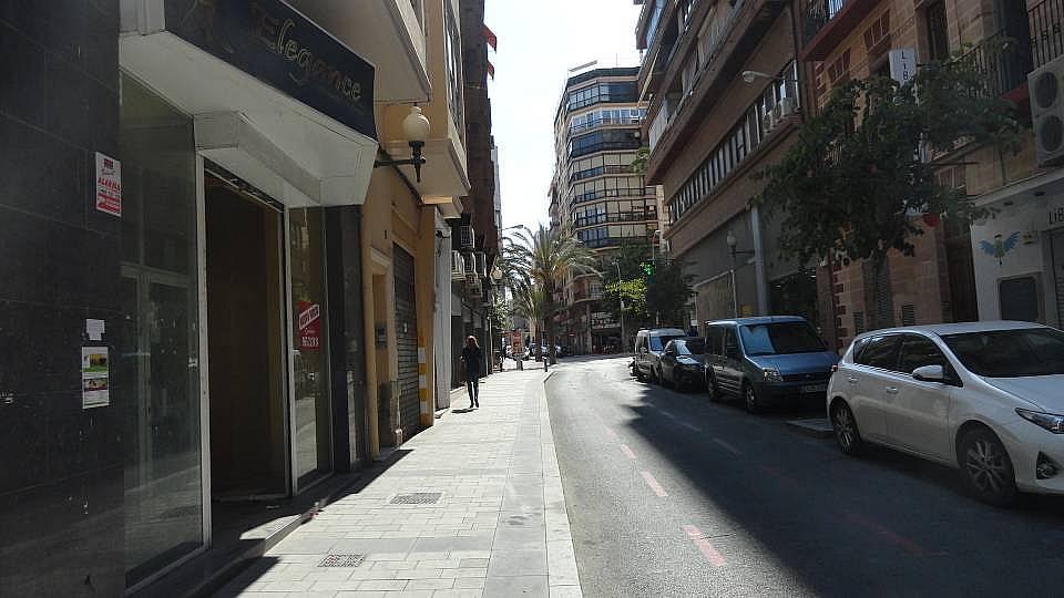 Exterior - Local en alquiler en Centro en Alicante/Alacant - 194316705