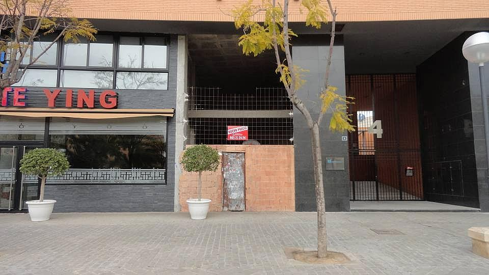 Exterior - Local en alquiler en Alicante/Alacant - 287656219