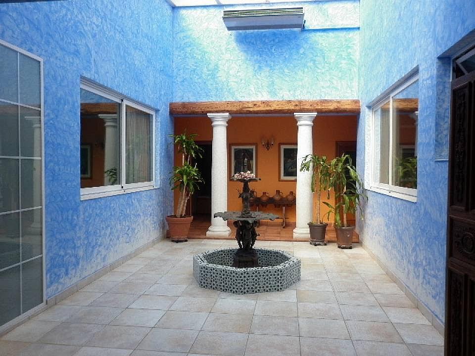 Vestibulo - Chalet en alquiler en Alicante/Alacant - 163509011