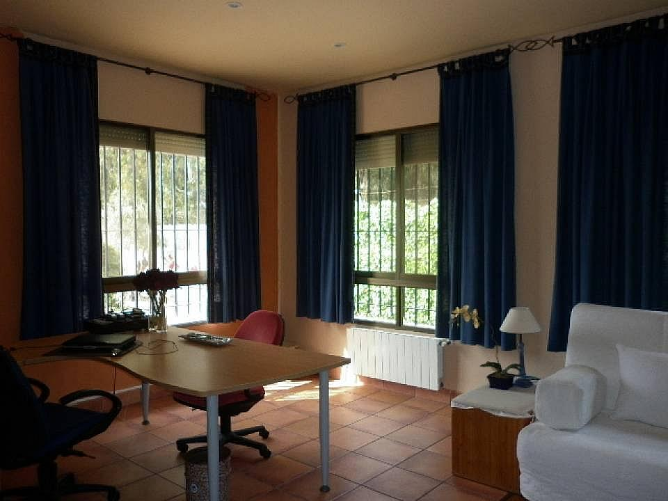 Salon - Chalet en alquiler en Alicante/Alacant - 163509014