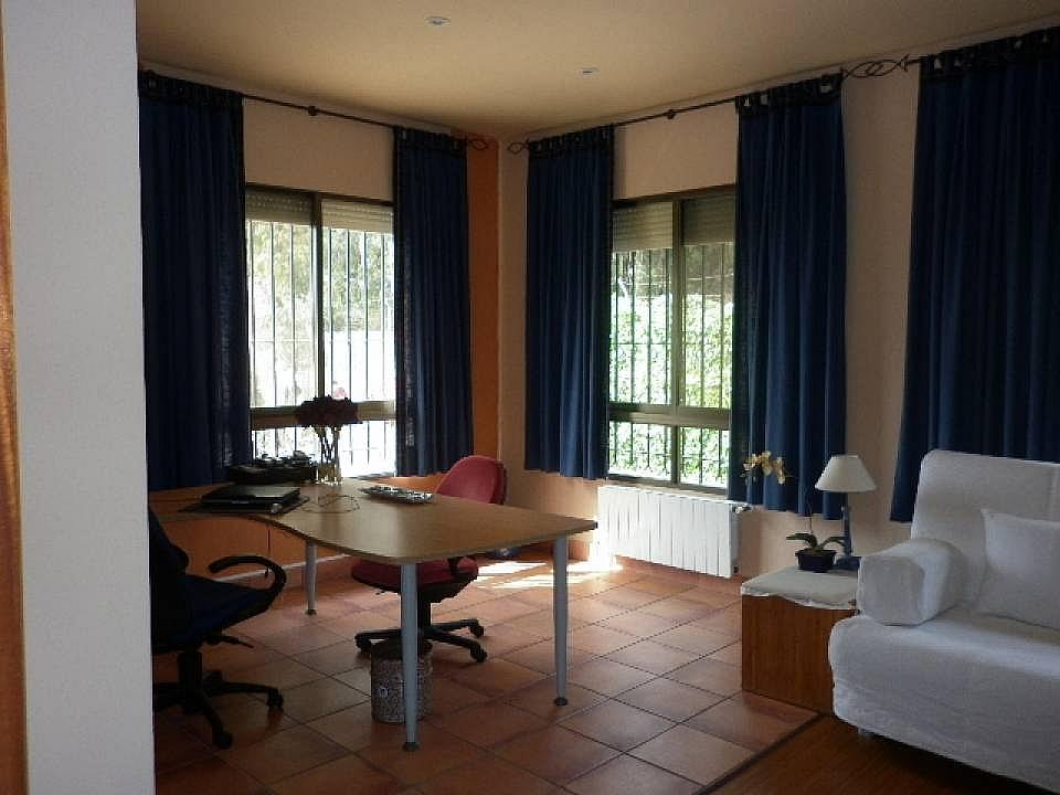 Salon - Chalet en alquiler en Alicante/Alacant - 163509017