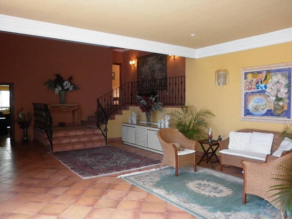 Salon - Chalet en alquiler en Alicante/Alacant - 163509026