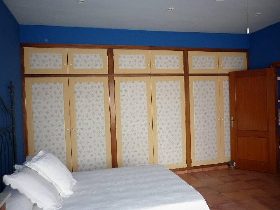 Dormitorio - Chalet en alquiler en Alicante/Alacant - 163509029