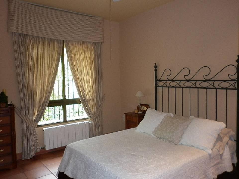 Dormitorio - Chalet en alquiler en Alicante/Alacant - 163509035