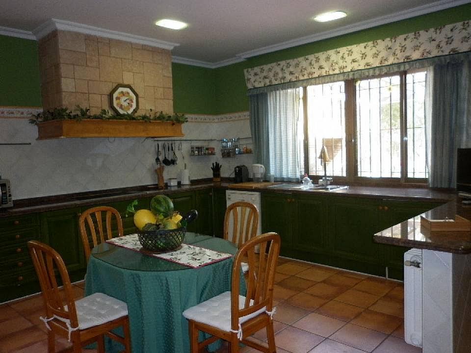 Cocina - Chalet en alquiler en Alicante/Alacant - 163509041