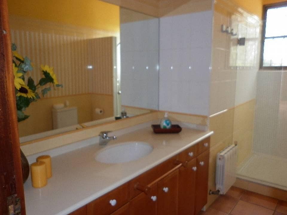 Bano - Chalet en alquiler en Alicante/Alacant - 163509044