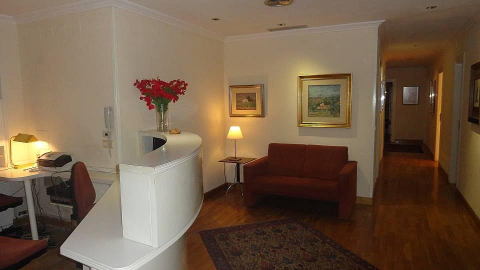 Pasillo - Oficina en alquiler en Centro en Alicante/Alacant - 213288133