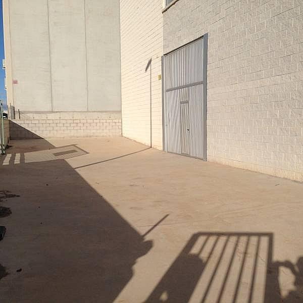 Foto - Nave industrial en alquiler en calle Dracma, Disperso Partidas en Alicante/Alacant - 245548184