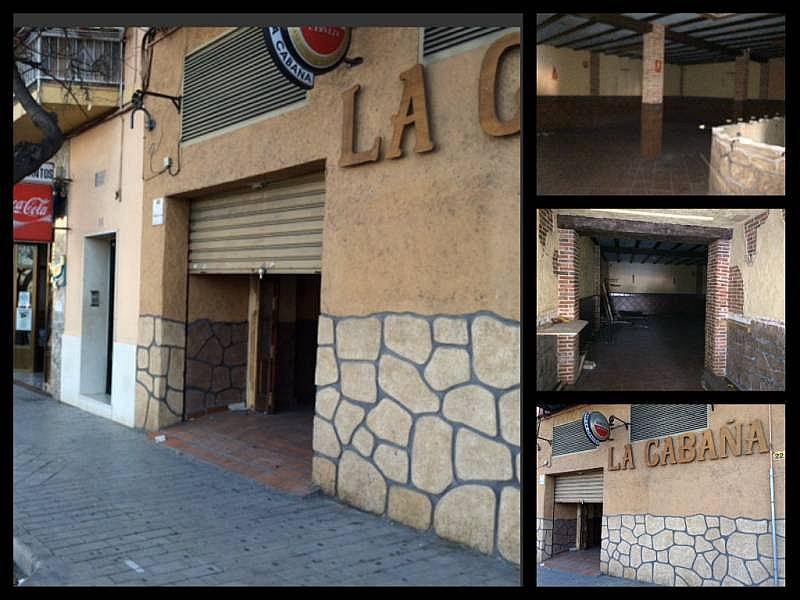 Foto - Local comercial en alquiler en calle Teulada, Los Angeles en Alicante/Alacant - 267852605