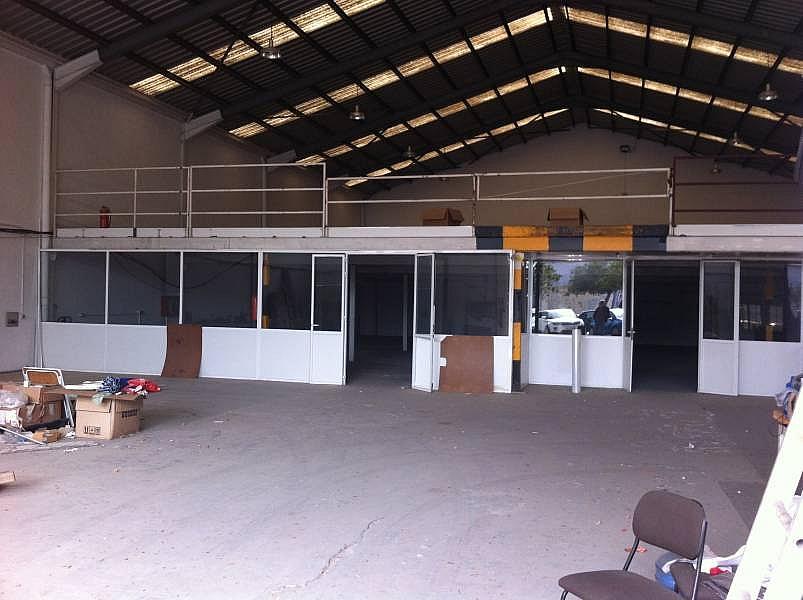 Foto - Nave industrial en alquiler en calle Artes Graficas, Babel en Alicante/Alacant - 184538242