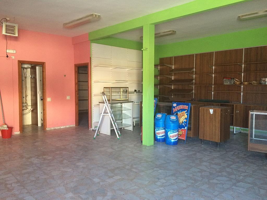 Local comercial en alquiler en calle Generalisimo, Villa del Prado - 195671932