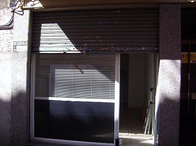 Fachada - Local en alquiler en calle Formentera, La Prosperitat en Barcelona - 128877152