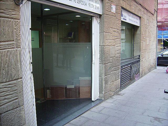 Detalles - Local en alquiler en calle Pou, La Prosperitat en Barcelona - 183023038