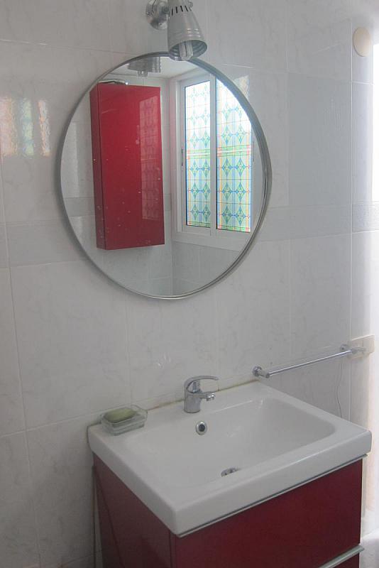 Baño - Piso en alquiler en calle Marqués Foronda, La Font d´en Fargues en Barcelona - 186283693