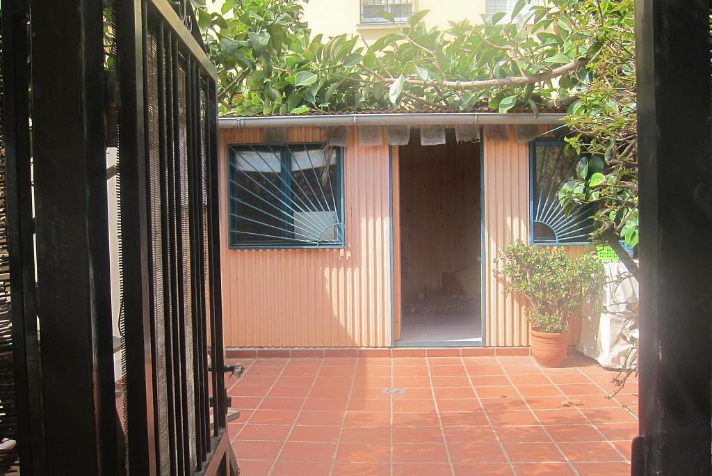 Terraza - Piso en alquiler en calle Marqués Foronda, La Font d´en Fargues en Barcelona - 186283705