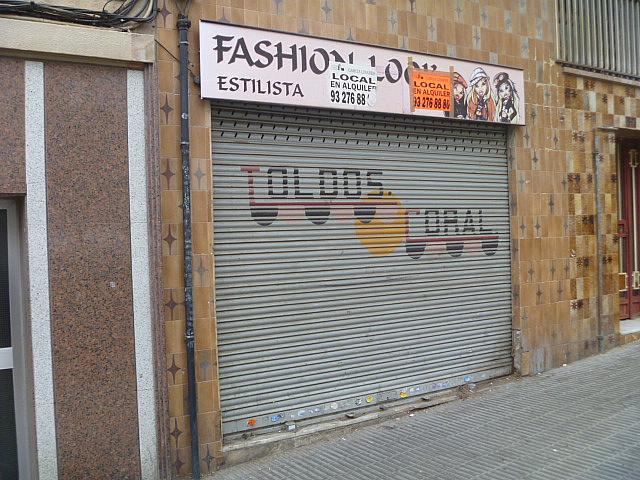 Detalles - Local en alquiler en calle Jaume Pinent, Les Roquetes-Canyelles en Barcelona - 198784418
