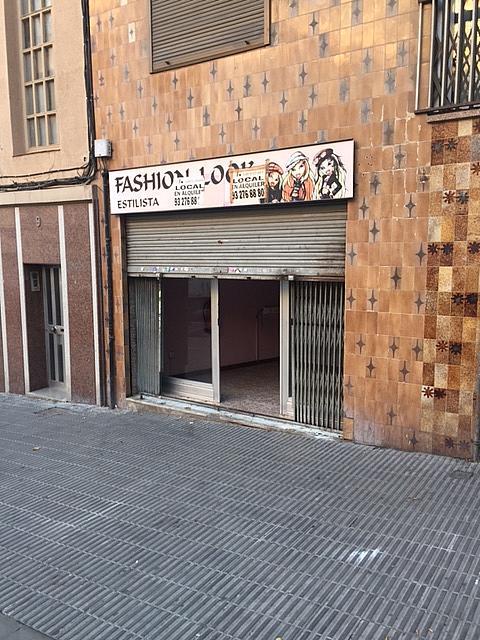 Detalles - Local en alquiler en calle Jaume Pinent, Les Roquetes-Canyelles en Barcelona - 363534668