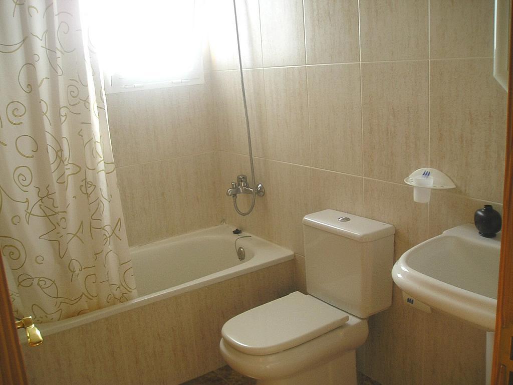 Baño - Piso en alquiler en calle Cura Gordillo, Telde - 128936431