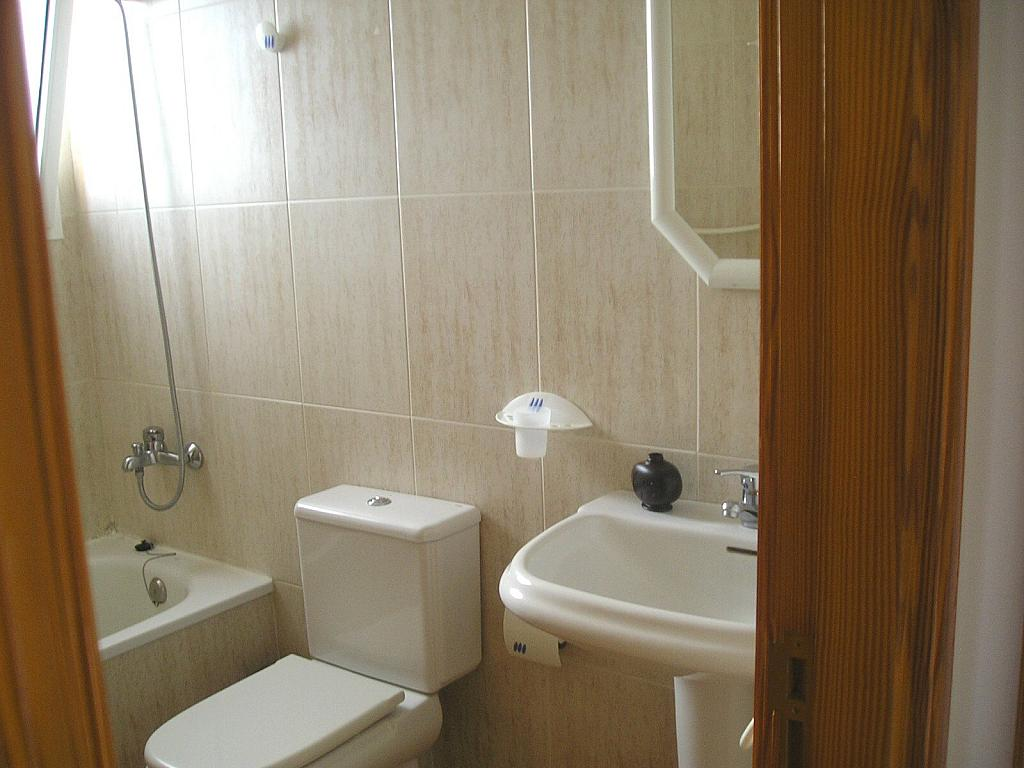 Baño - Piso en alquiler en calle Cura Gordillo, Telde - 128936443