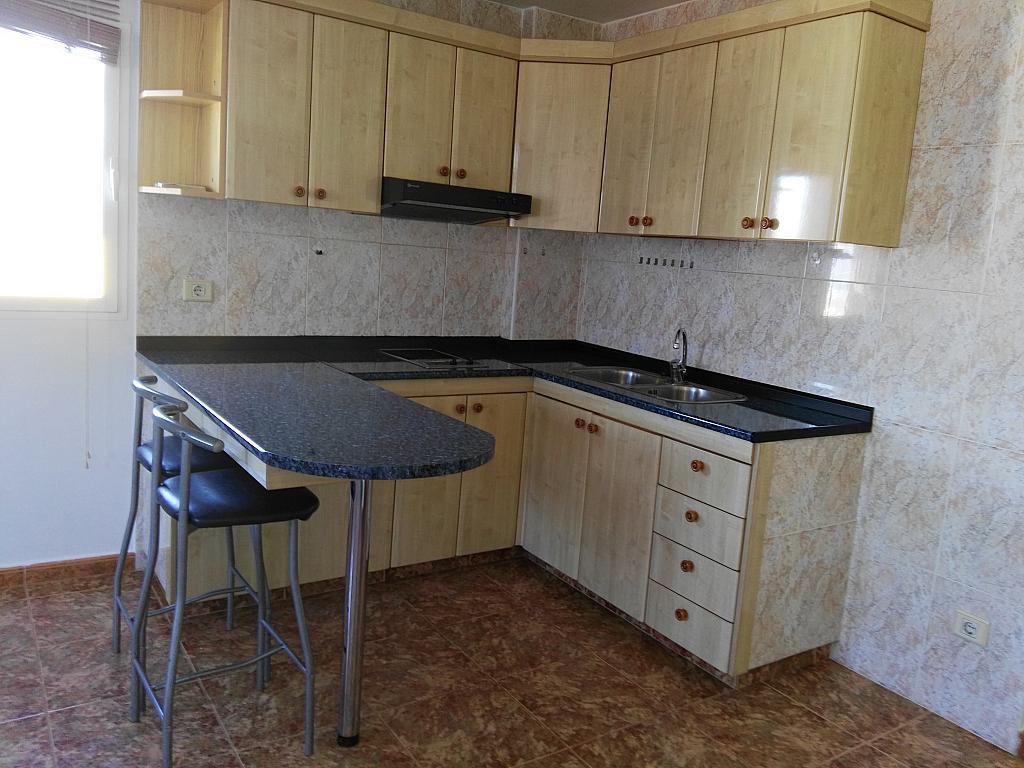 Cocina - Piso en alquiler en calle Cura Gordillo, Telde - 318229853