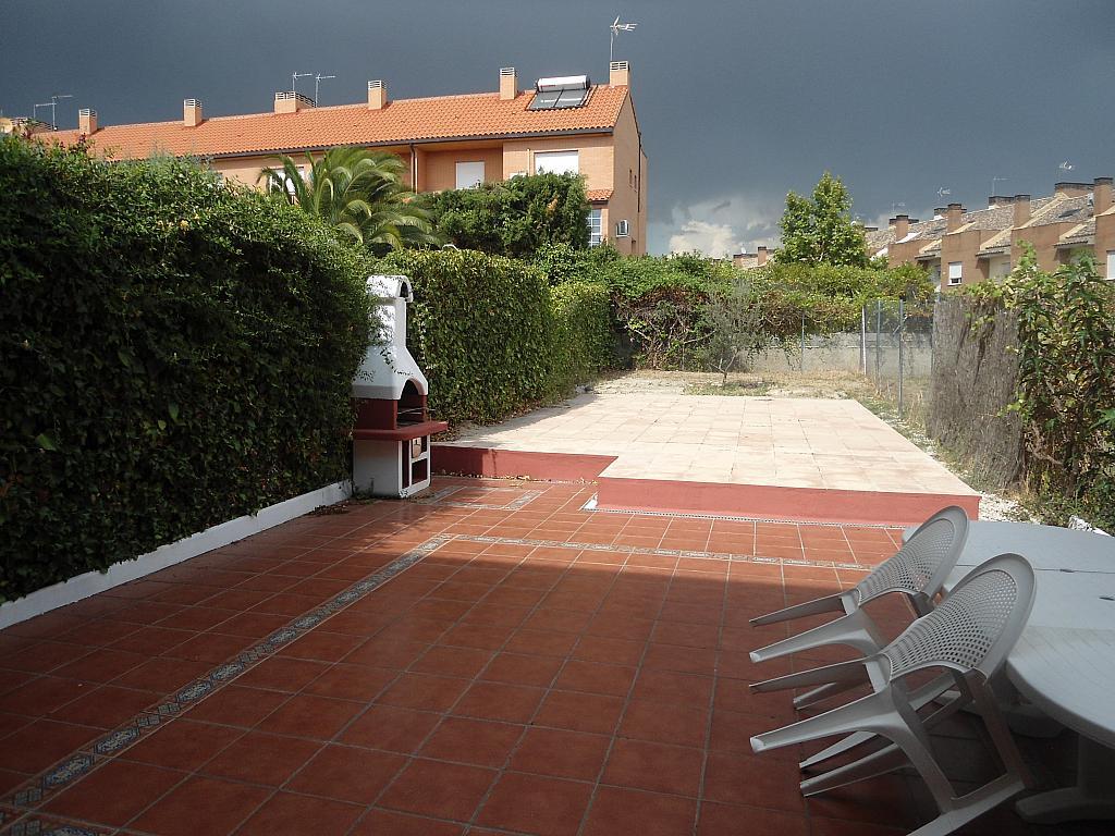Chalet en alquiler en calle Monasterio de Leyre, Zona Centro en Villanueva de la Cañada - 268240707