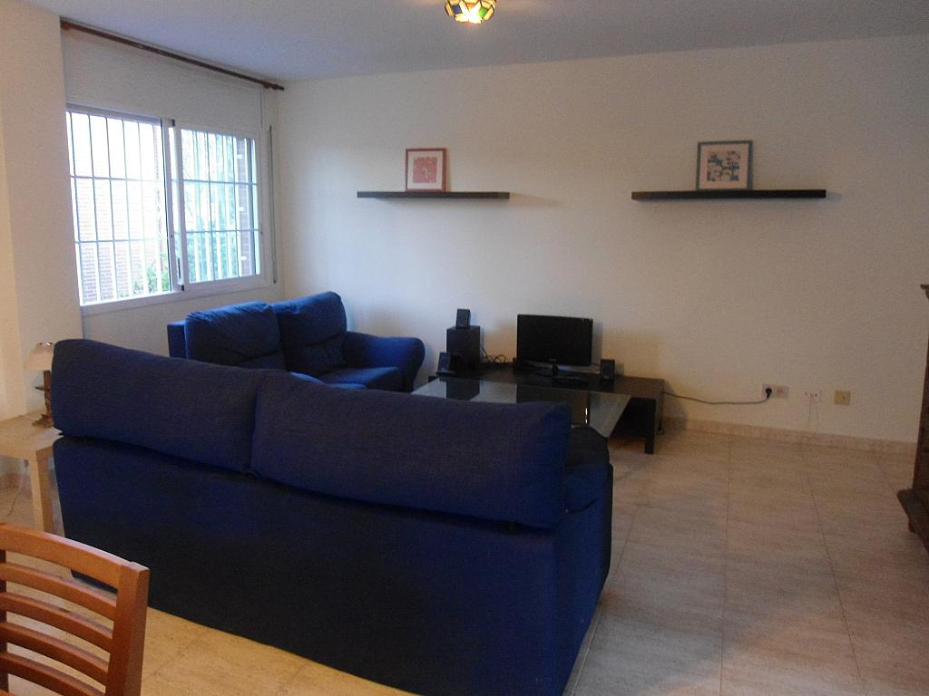 Casa pareada en alquiler en calle Avda Rioja, Zona Centro en Villanueva de la Cañada - 281137325