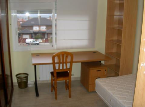 Dormitorio - Piso en venta en calle Rioja, Villanueva de la Cañada - 24985098
