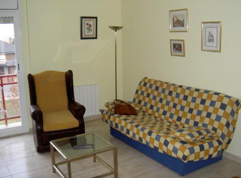 Salón - Piso en venta en calle Rioja, Villanueva de la Cañada - 24985099