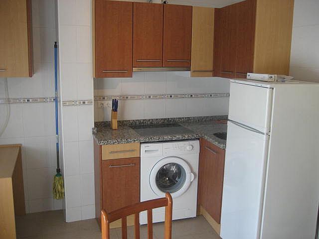 Cocina - Apartamento en alquiler en calle Callle Nuestra Señora, Peñaranda de Bracamonte - 126142592