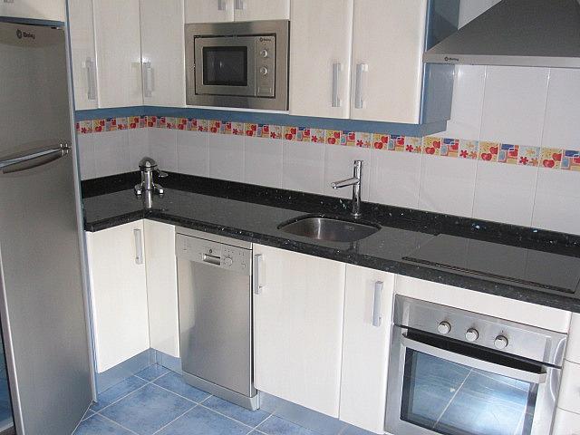 Cocina - Ático en alquiler en calle Travesia Breton, Peñaranda de Bracamonte - 126142773