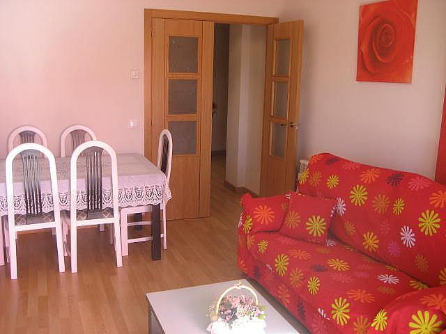 Comedor - Ático en alquiler en calle Travesia Breton, Peñaranda de Bracamonte - 126142881