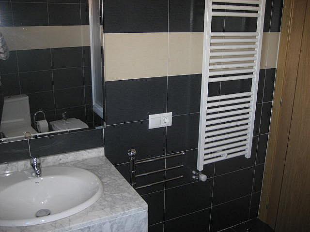 Baño - Ático en alquiler en calle Travesia Breton, Peñaranda de Bracamonte - 126142886