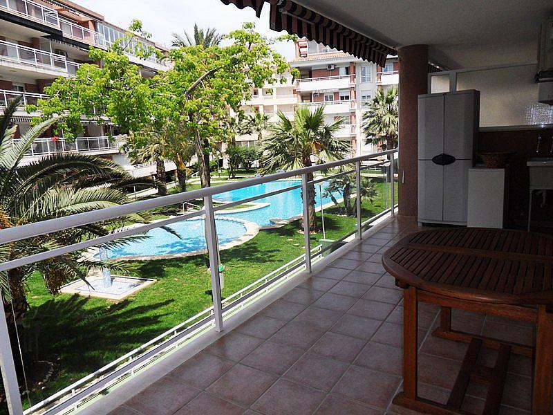 Apartamento en alquiler de temporada en calle Miguel Hernandez, Zona Centro en Dénia - 200883871
