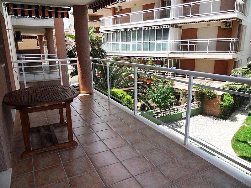 Apartamento en alquiler de temporada en calle Miguel Hernandez, Zona Centro en Dénia - 200883873