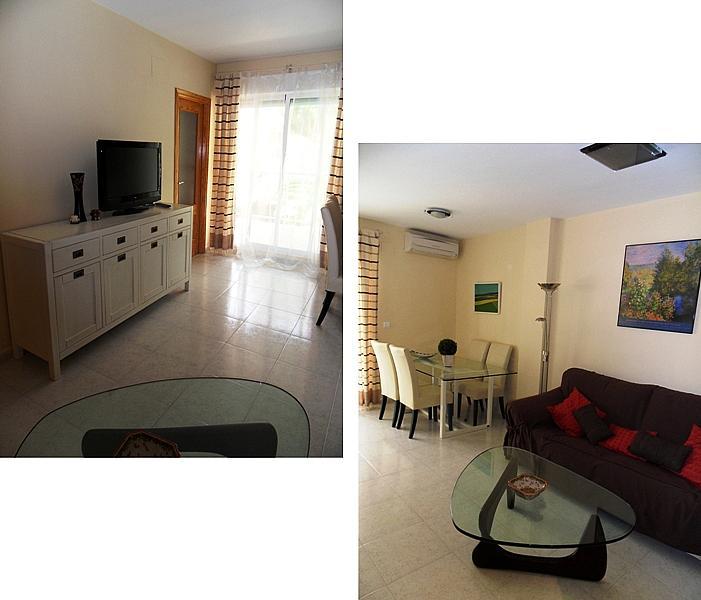 Apartamento en alquiler de temporada en calle Miguel Hernandez, Zona Centro en Dénia - 200883881